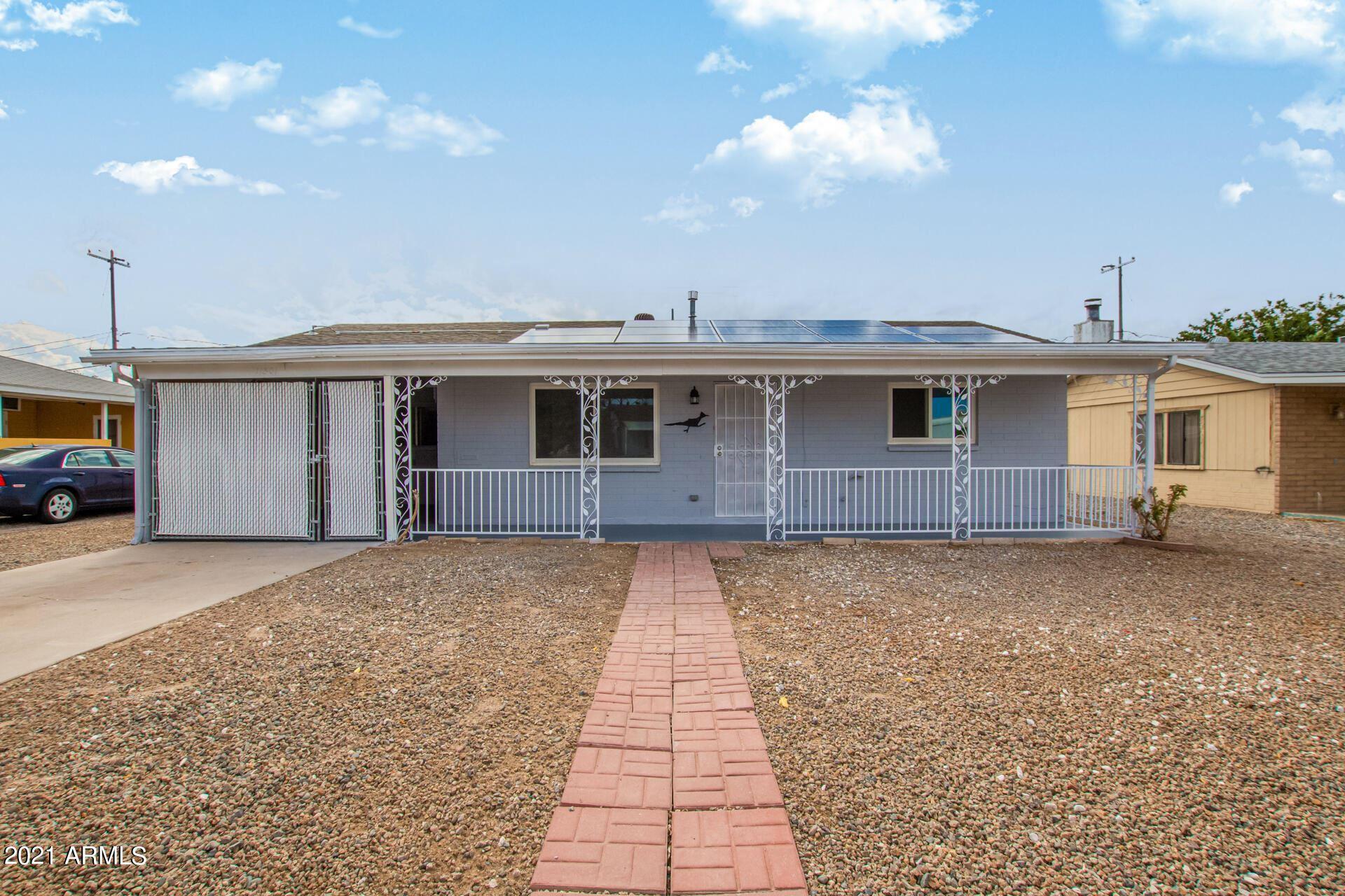 Photo of 11301 W KANSAS Avenue, Youngtown, AZ 85363 (MLS # 6303812)