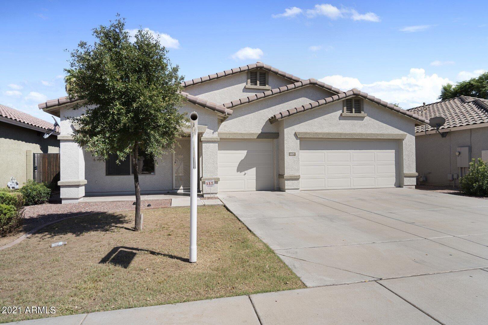 Photo of 3605 N 129TH Avenue, Avondale, AZ 85392 (MLS # 6295813)
