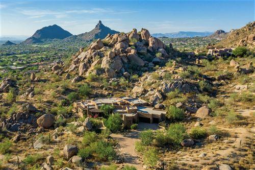 Photo of 10974 E TUSAYAN Trail, Scottsdale, AZ 85255 (MLS # 6146814)