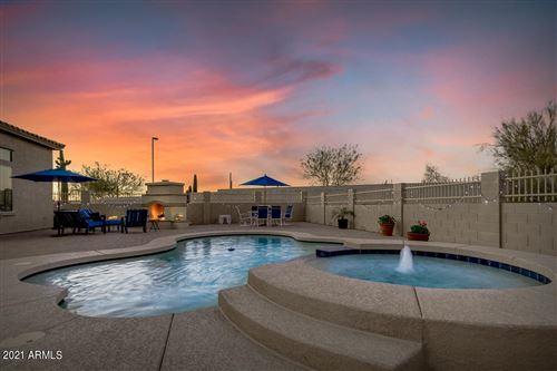 Photo of 8130 E LAUREL Street, Mesa, AZ 85207 (MLS # 6196814)
