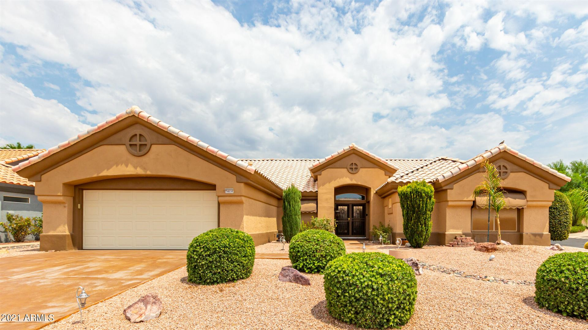 Photo of 14614 W CABALLERO Drive, Sun City West, AZ 85375 (MLS # 6267814)