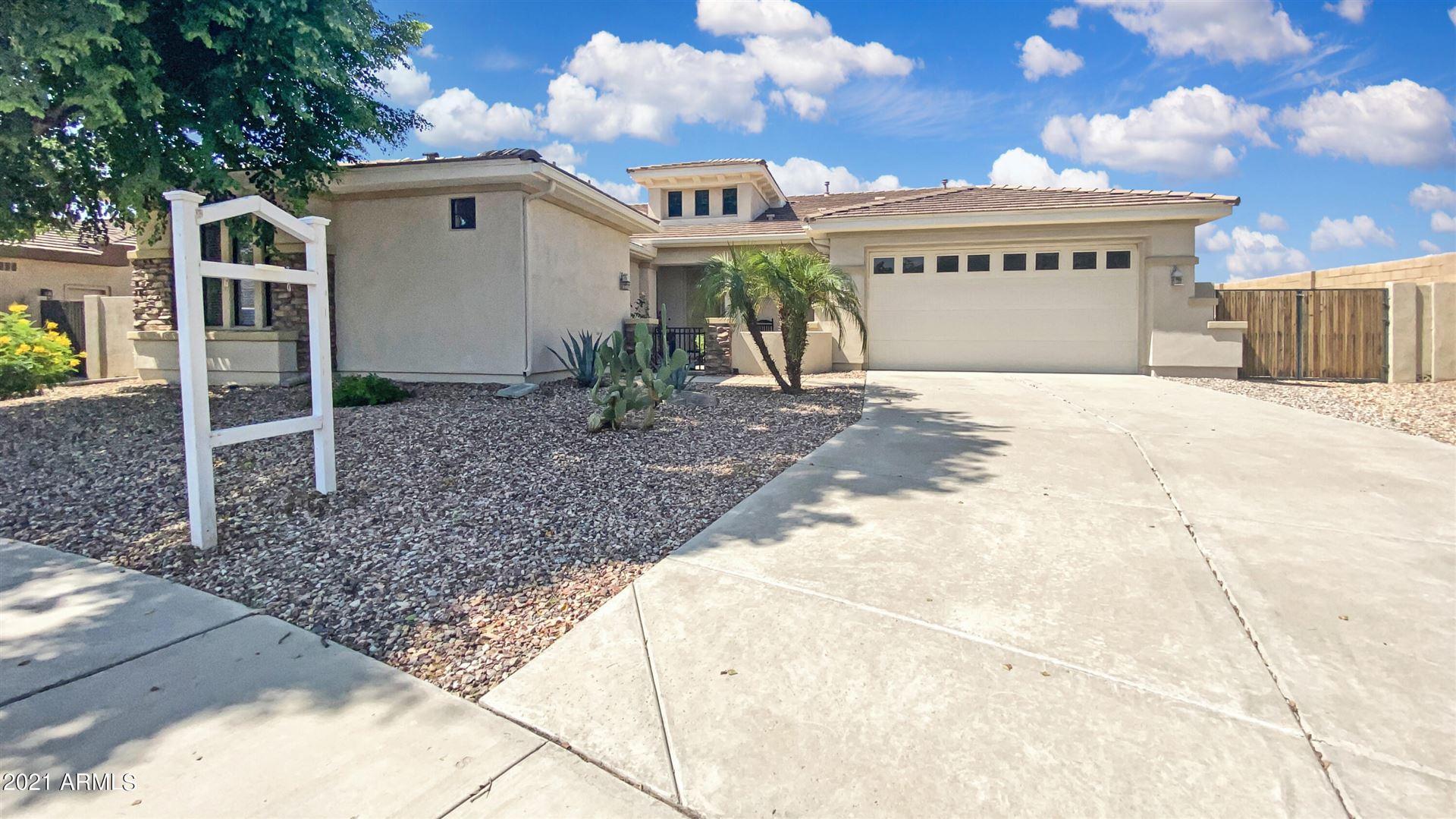 4352 N 161ST Drive, Goodyear, AZ 85395 - #: 6281814