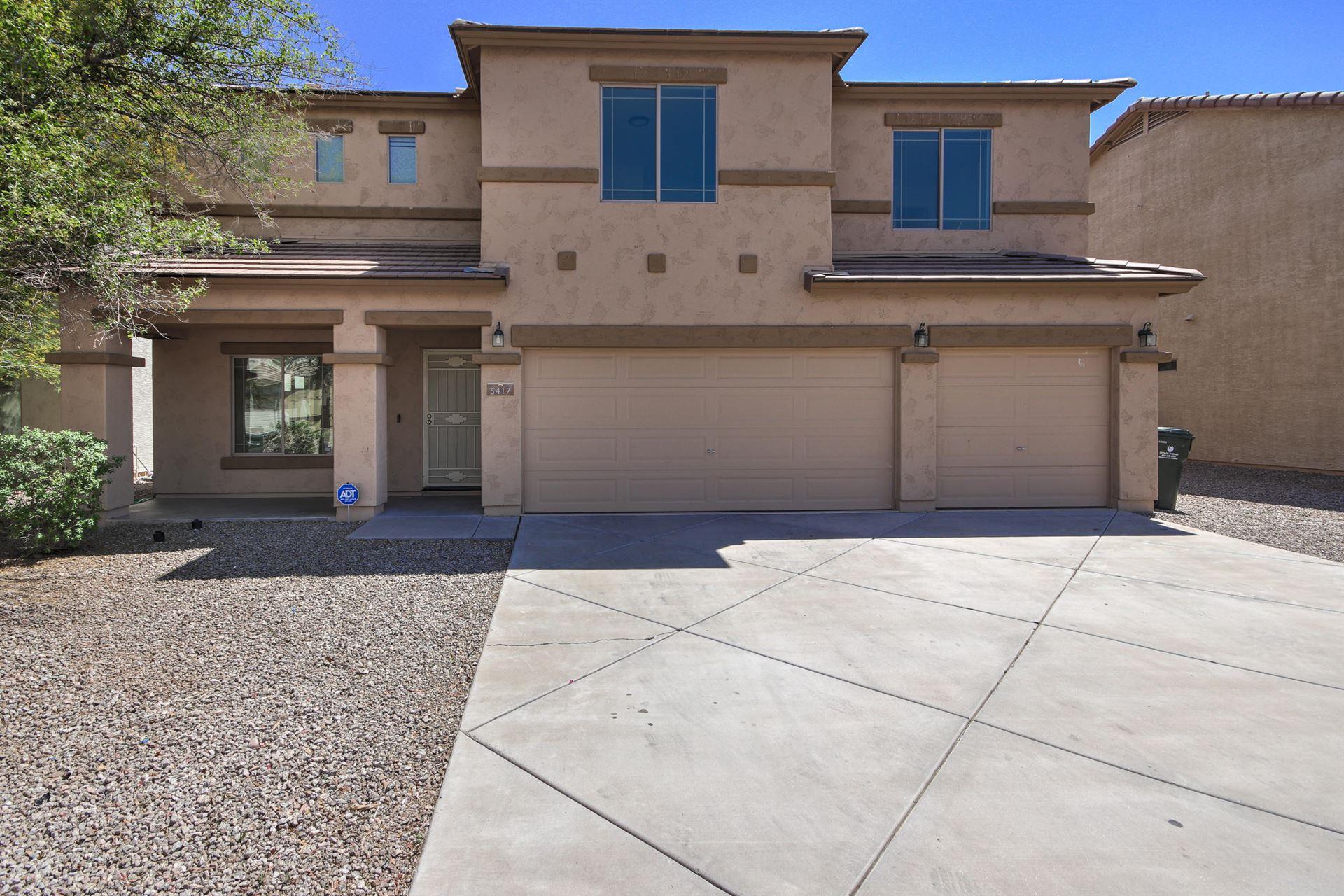 Photo of 5417 W APOLLO Road, Laveen, AZ 85339 (MLS # 6226815)