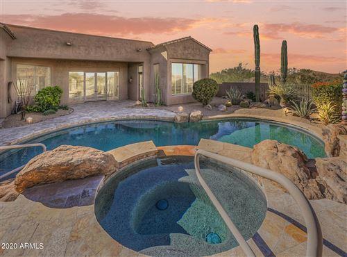 Photo of 11314 E DESERT TROON Lane, Scottsdale, AZ 85255 (MLS # 6171816)