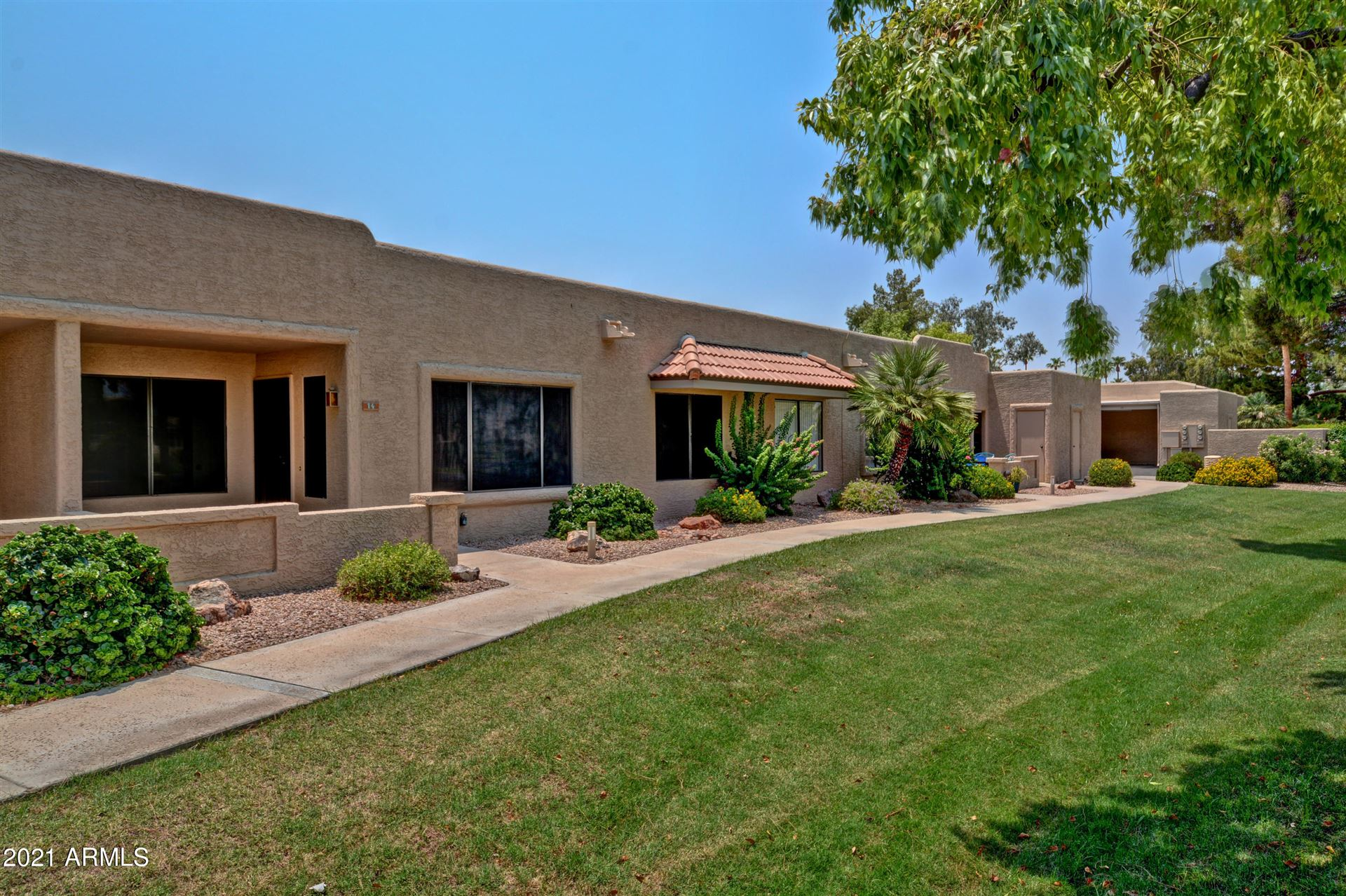 Photo of 14300 W BELL Road #14, Surprise, AZ 85374 (MLS # 6268816)