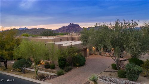 Photo of 7260 E EAGLE CREST Drive #16, Mesa, AZ 85207 (MLS # 6219817)