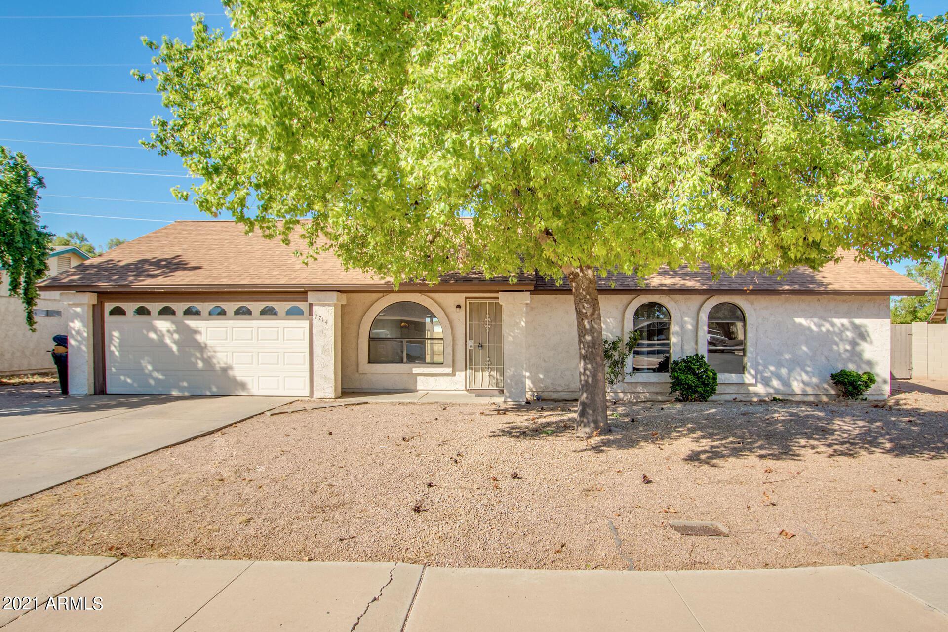 Photo of 2714 E COVINA Street, Mesa, AZ 85213 (MLS # 6307817)