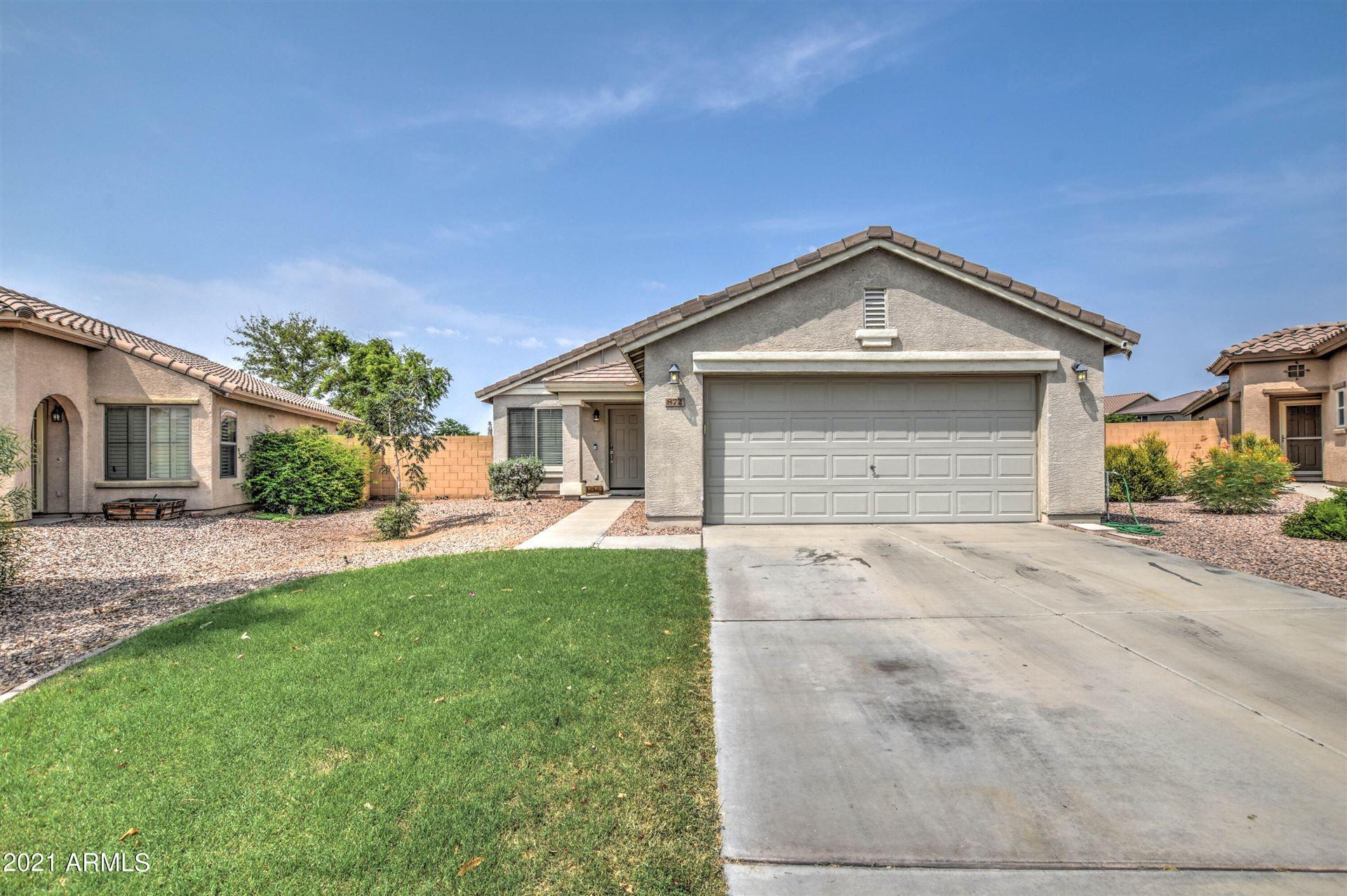 Photo of 872 W DESERT HILLS Drive, San Tan Valley, AZ 85143 (MLS # 6268818)
