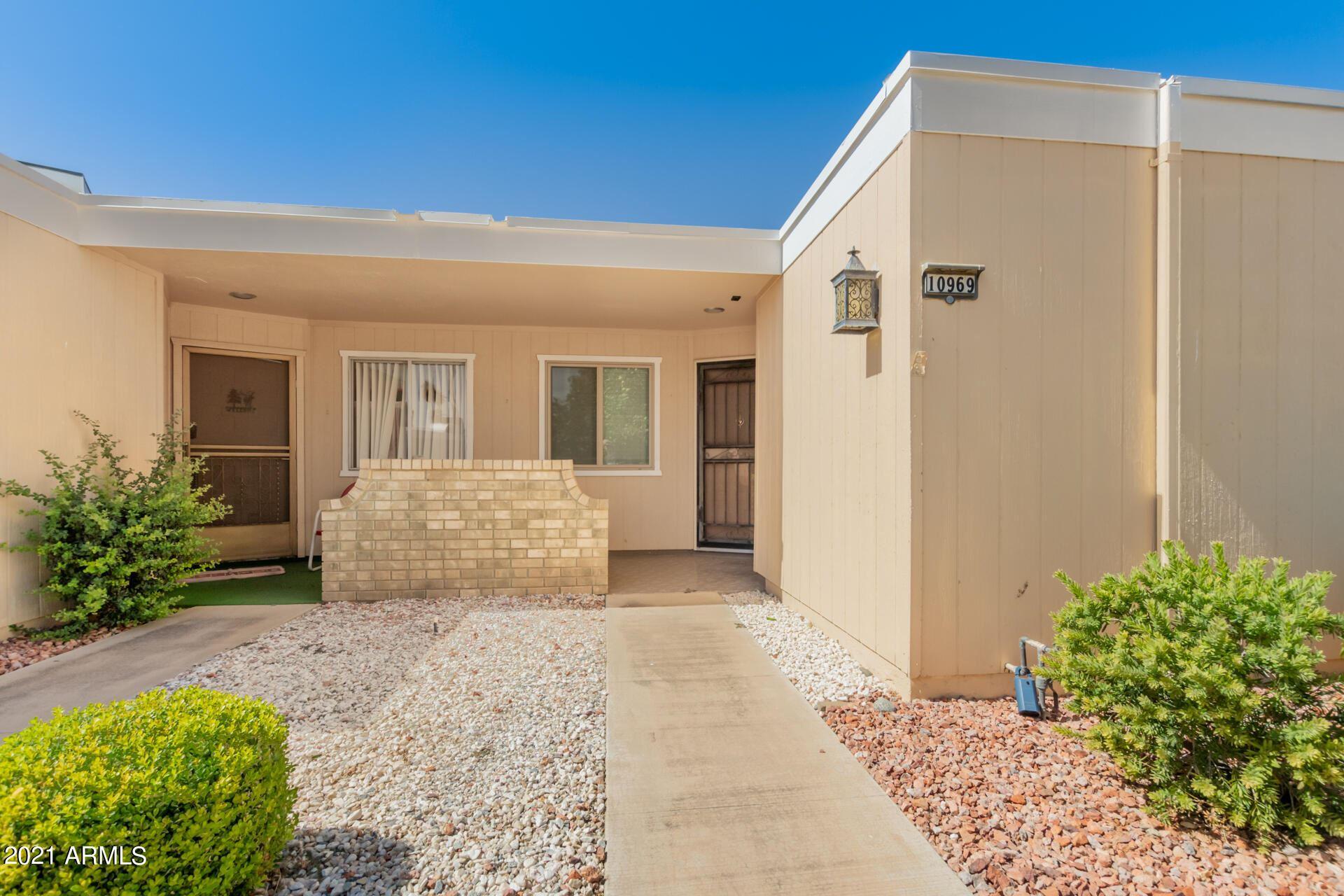 Photo of 10969 W Coggins Drive, Sun City, AZ 85351 (MLS # 6306818)