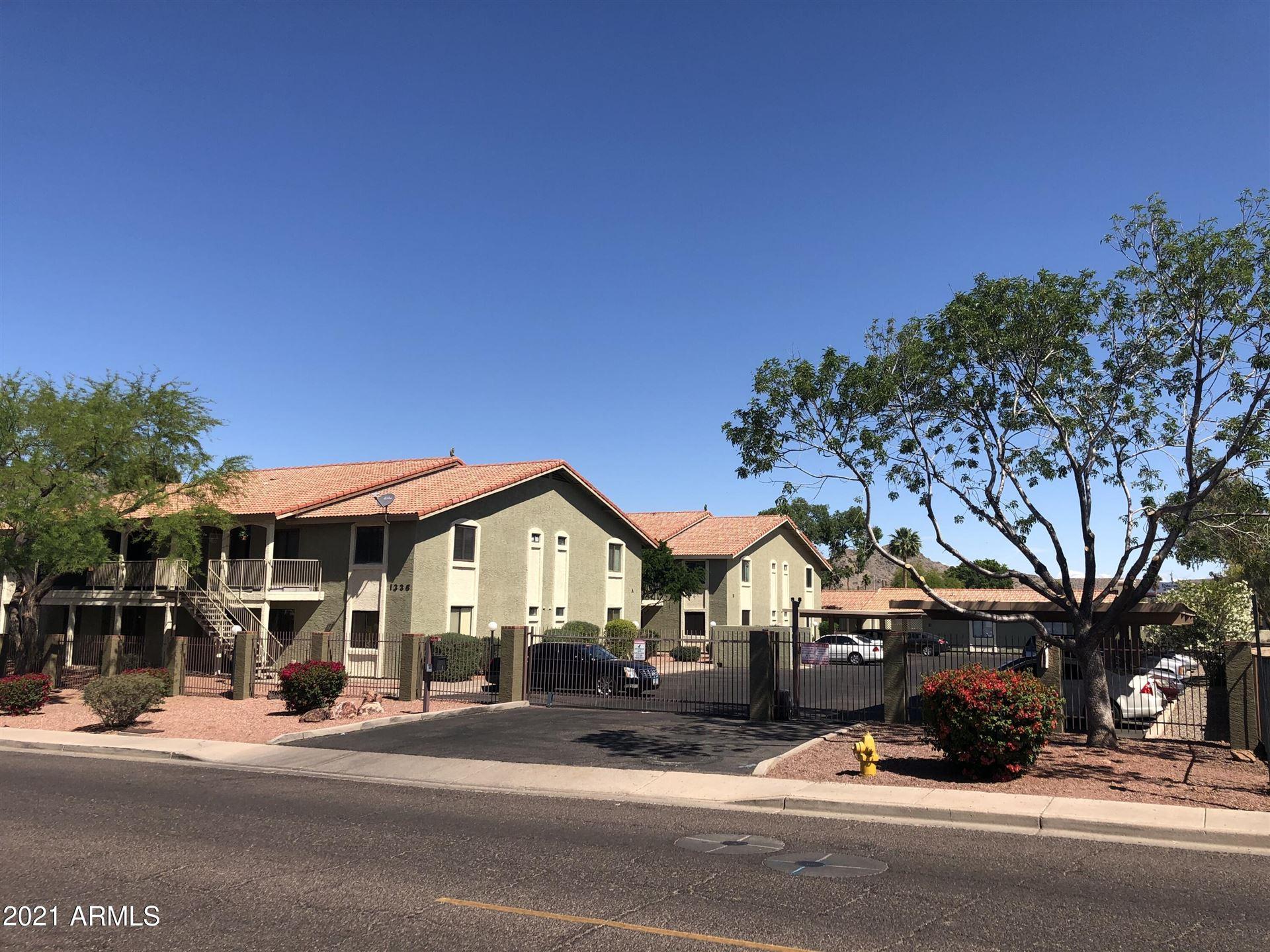 1336 E MOUNTAIN VIEW Road #107, Phoenix, AZ 85020 - MLS#: 6227820