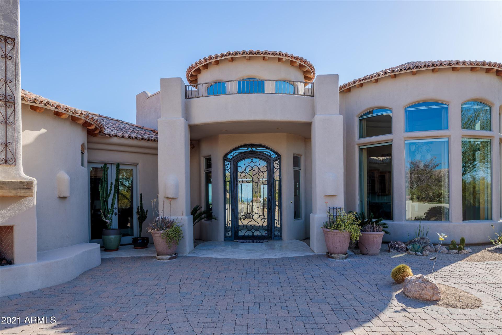 Photo of 9575 E RANCH GATE Road, Scottsdale, AZ 85255 (MLS # 6235820)