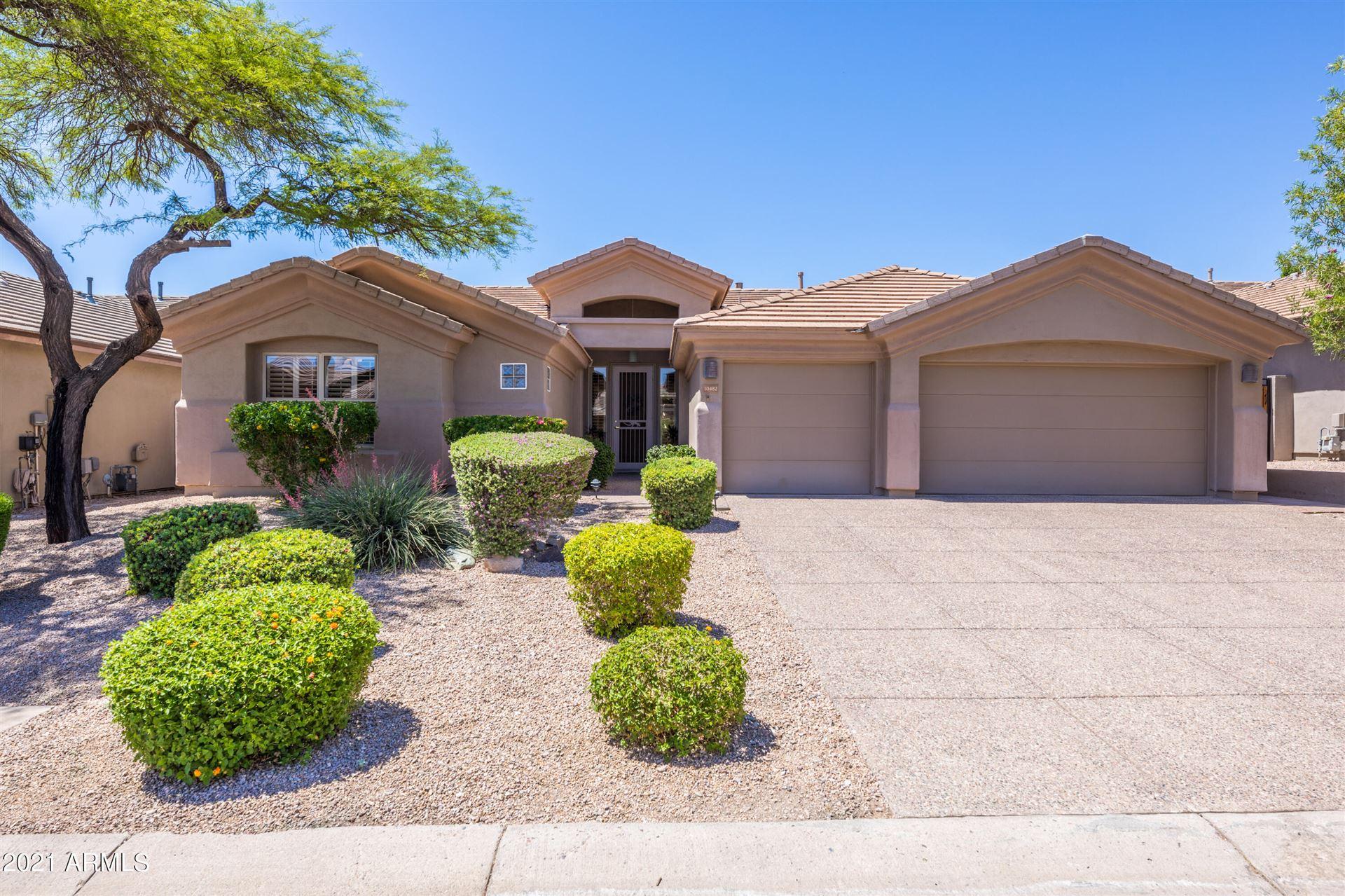 Photo of 10482 E BAHIA Drive, Scottsdale, AZ 85255 (MLS # 6246820)