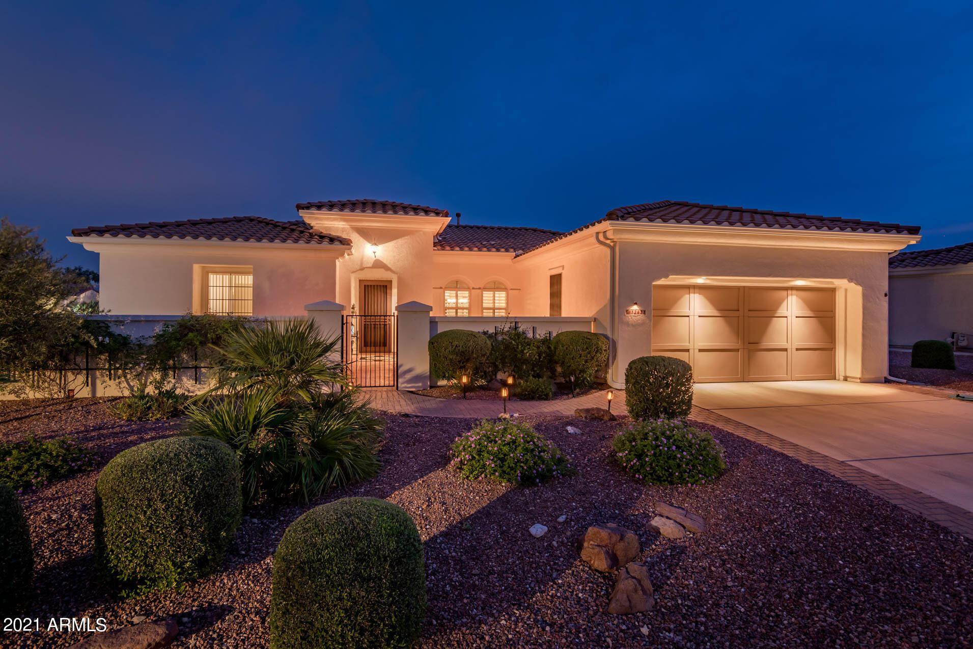 Photo of 13631 W JUNIPERO Drive, Sun City West, AZ 85375 (MLS # 6271821)
