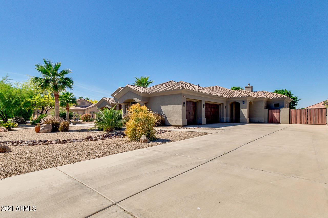 Photo of 18014 W GEORGIA Court, Litchfield Park, AZ 85340 (MLS # 6229822)