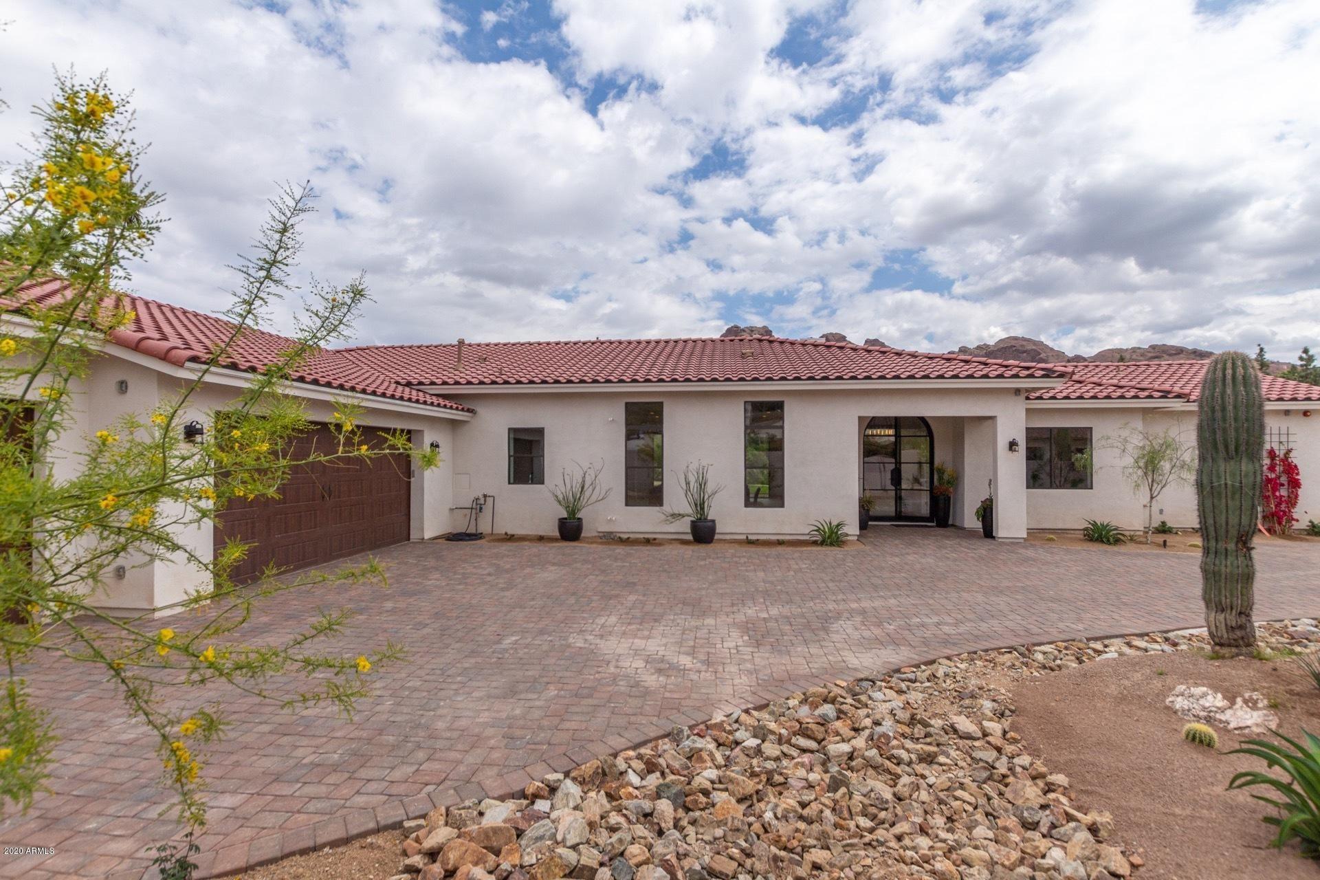 4554 E MCDONALD Drive, Paradise Valley, AZ 85253 - MLS#: 6065823