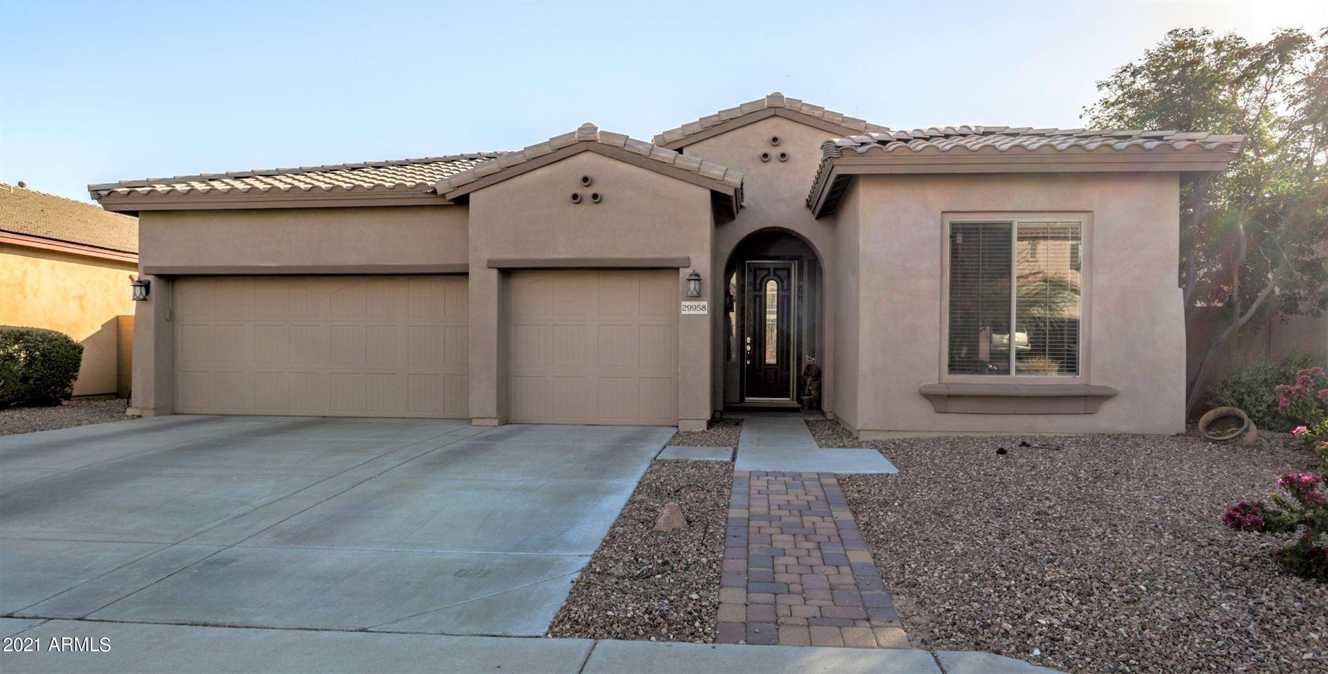Photo of 29958 N 128TH Avenue, Peoria, AZ 85383 (MLS # 6228823)