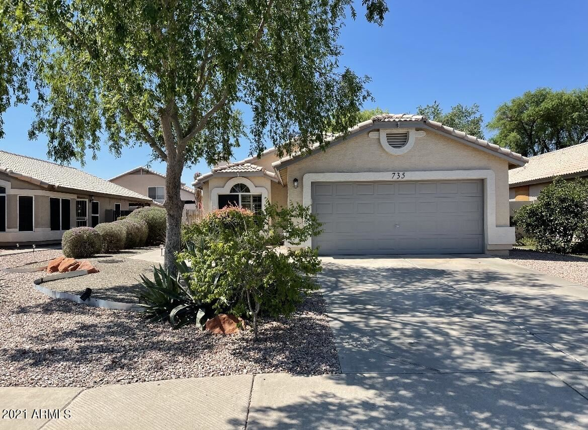 Photo of 735 W ORANGE Drive, Gilbert, AZ 85233 (MLS # 6249823)