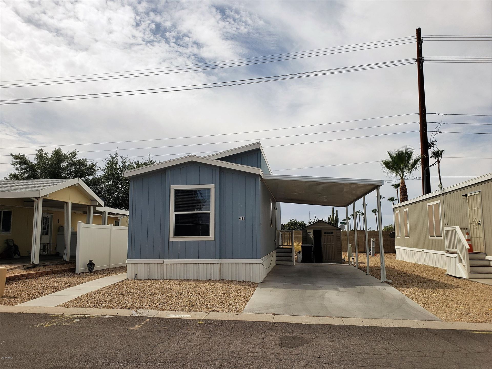 201 S GREENFIELD Road #288, Mesa, AZ 85206 - MLS#: 6107824