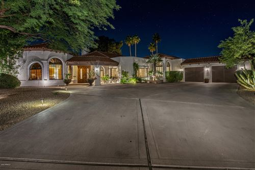 Photo of 8205 E ADOBE Drive, Scottsdale, AZ 85255 (MLS # 6084825)