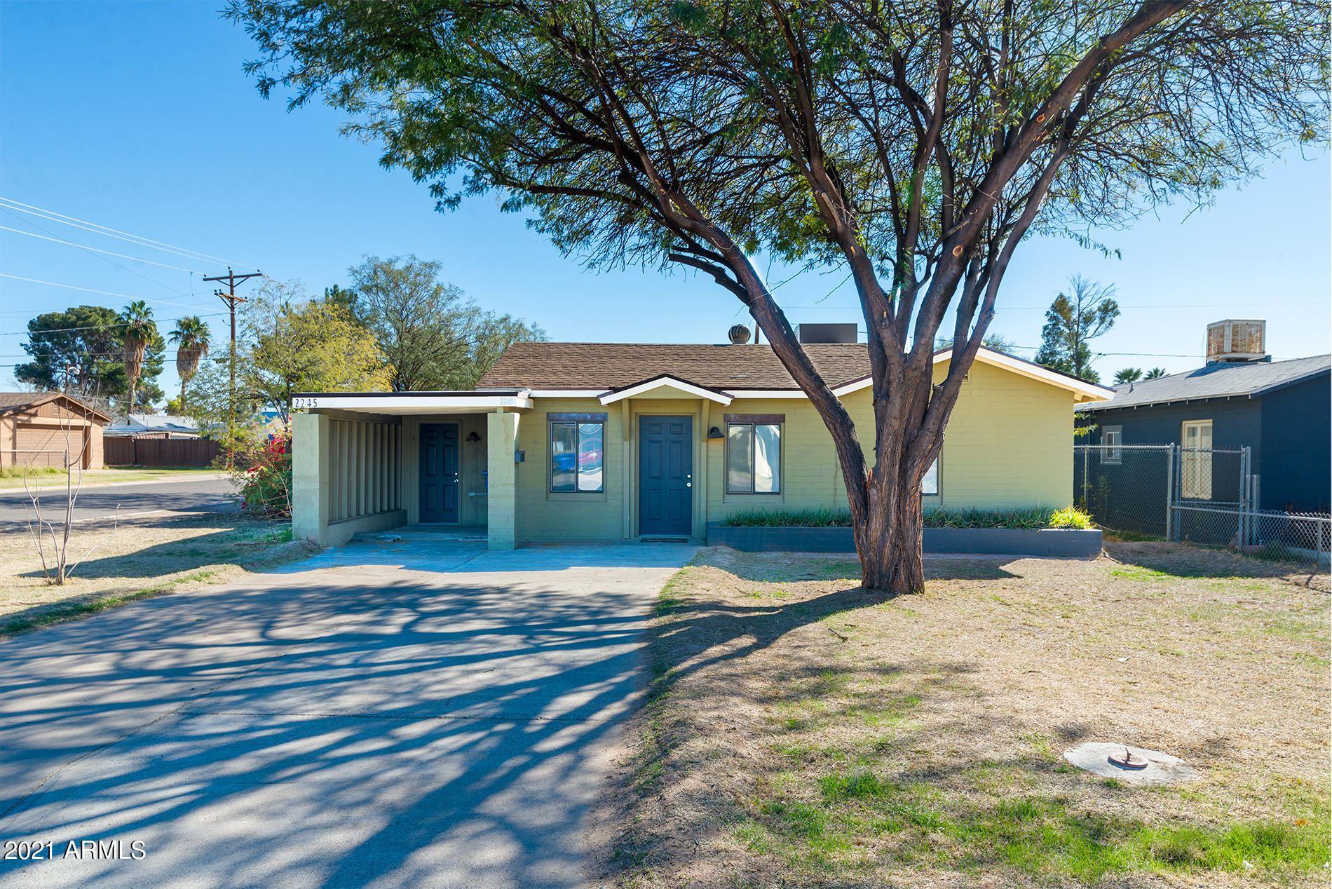 2245 E INDIANOLA Avenue, Phoenix, AZ 85016 - MLS#: 6196825