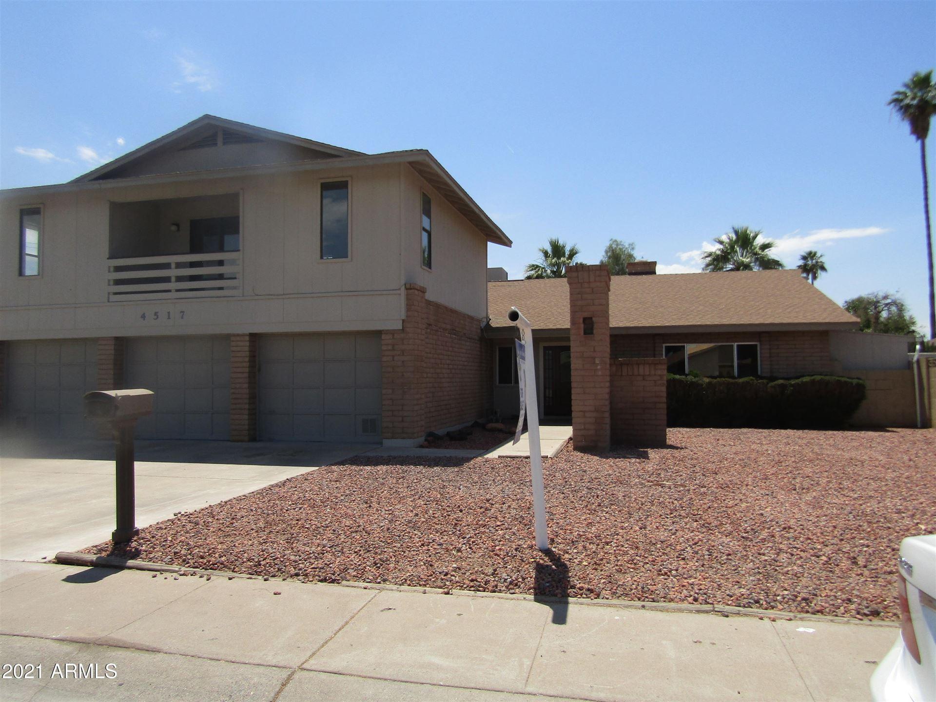 4517 W FRIER Drive, Glendale, AZ 85301 - MLS#: 6229825