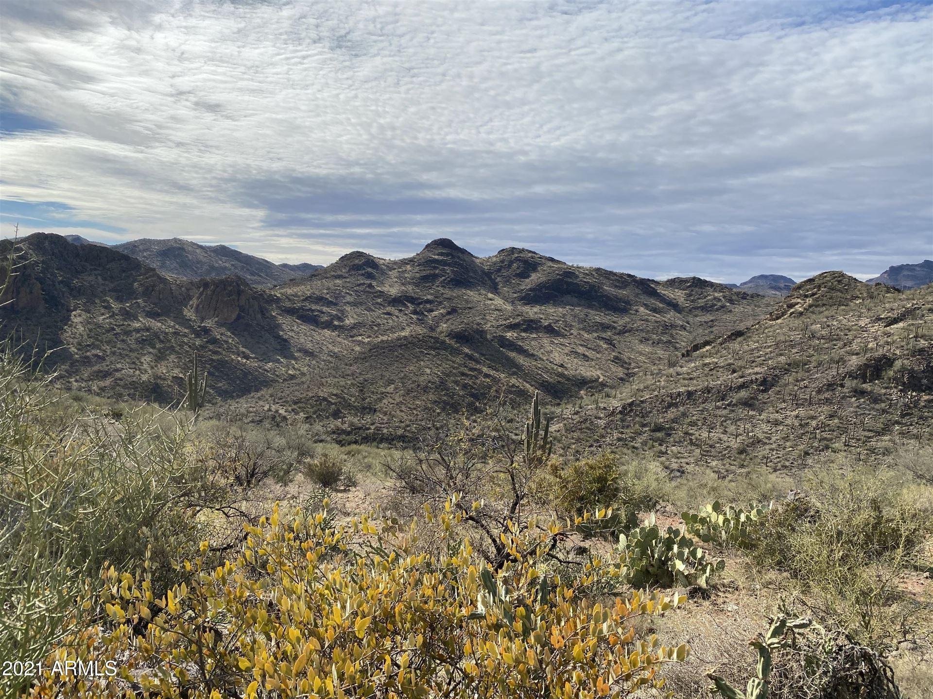 Photo of 000xx N Lake Pleasant Road, Morristown, AZ 85342 (MLS # 6241825)