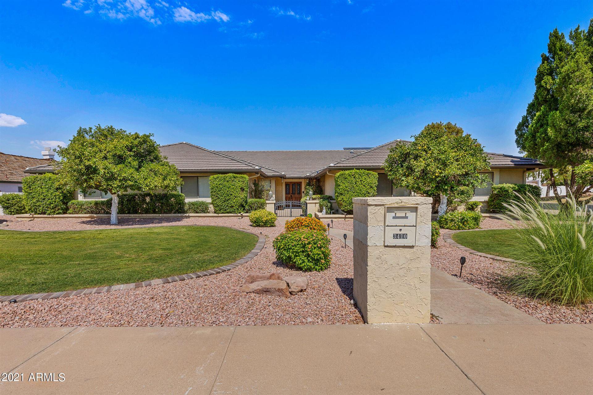 Photo of 3410 E FOUNTAIN Street, Mesa, AZ 85213 (MLS # 6296825)