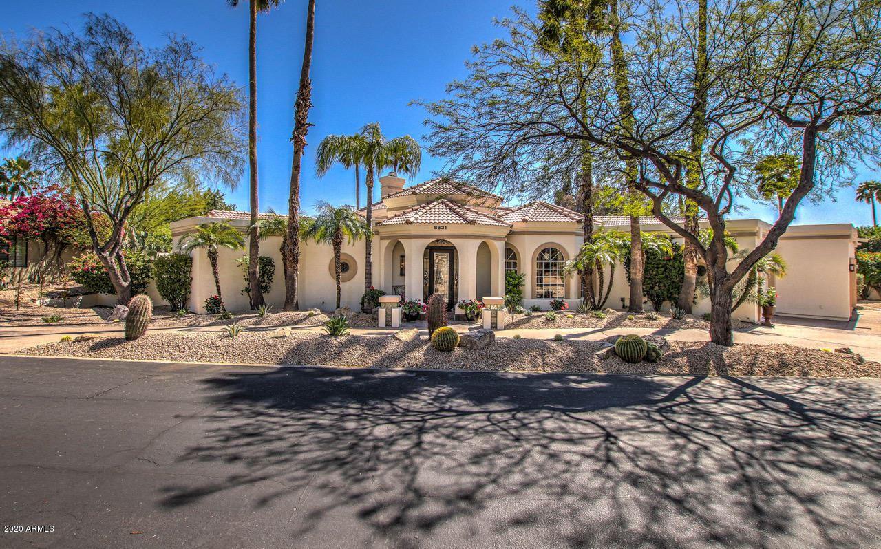 8631 E CLUBHOUSE Way, Scottsdale, AZ 85255 - #: 6064826
