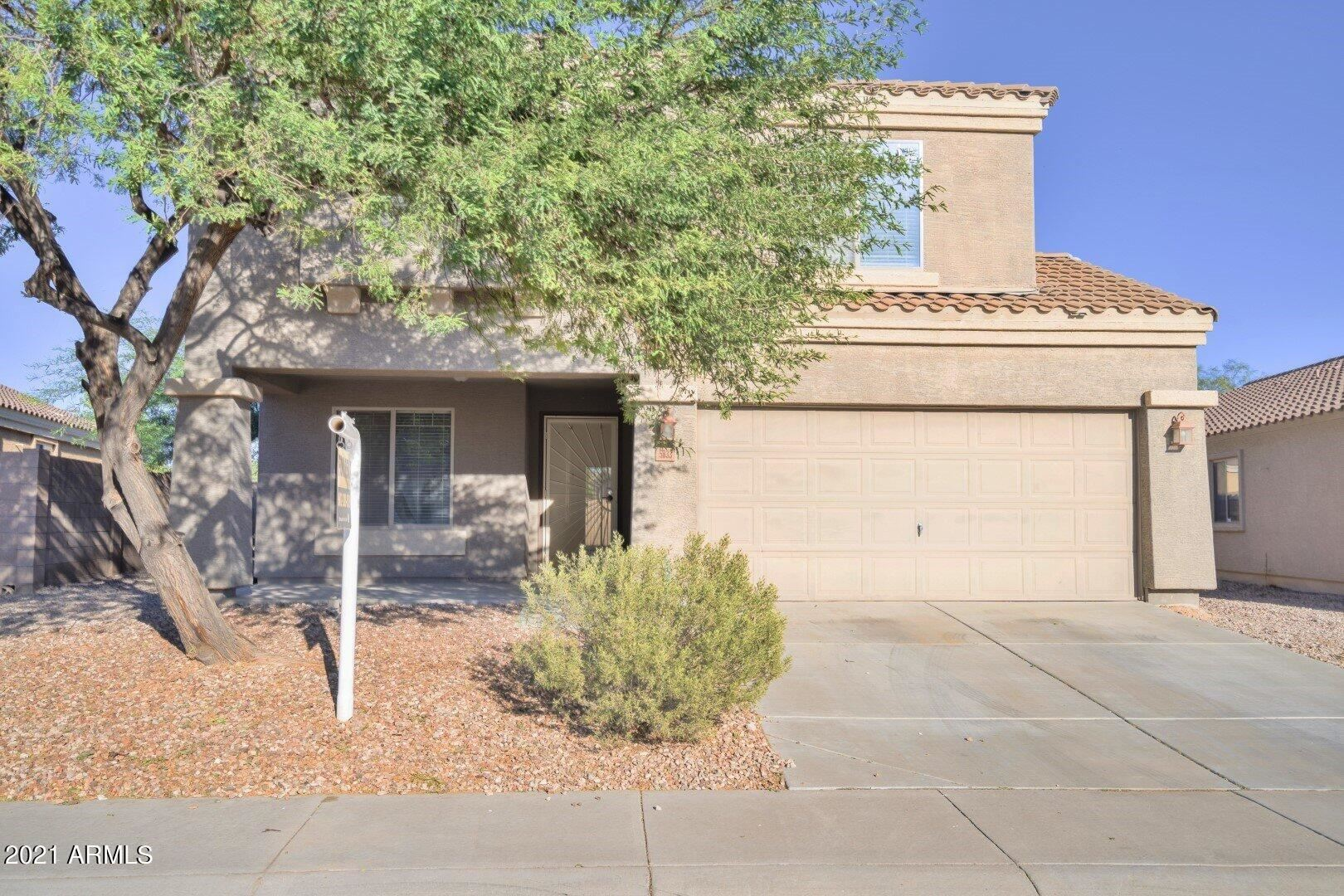 Photo of 5833 S 236TH Lane, Buckeye, AZ 85326 (MLS # 6307826)