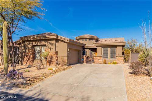 Photo of 7468 E SOARING EAGLE Way, Scottsdale, AZ 85266 (MLS # 6180827)