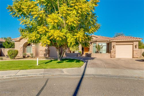 Photo of 2220 E PRESCOTT Place, Chandler, AZ 85249 (MLS # 6023828)