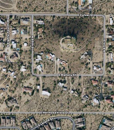 Photo of 0 E CULVER Street, Mesa, AZ 85207 (MLS # 6037828)