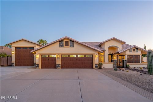Photo of 4649 W DESERT HOLLOW Drive, Phoenix, AZ 85083 (MLS # 6298828)