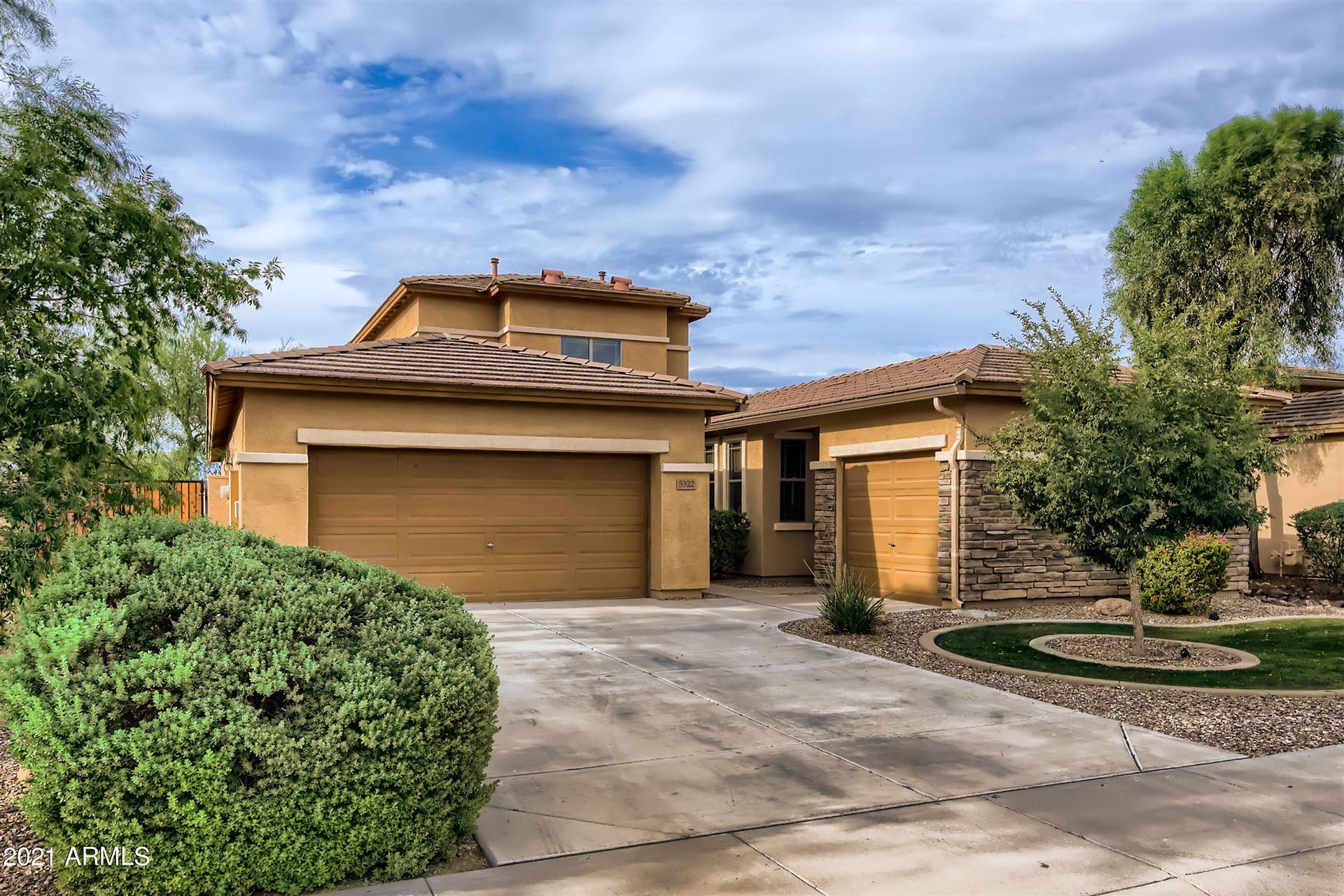 Photo of 5322 W COLES Road, Laveen, AZ 85339 (MLS # 6270828)