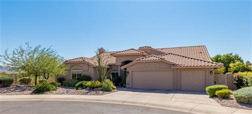Photo of 9587 E KIMBERLY Way, Scottsdale, AZ 85255 (MLS # 6144829)