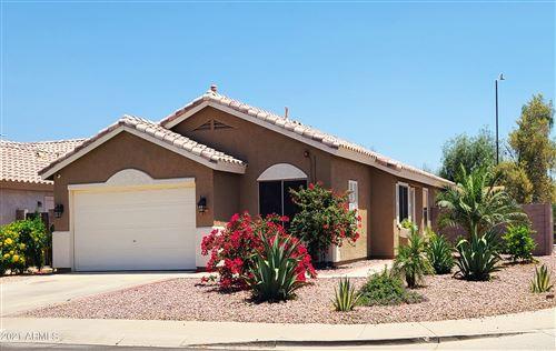 Photo of 16511 N 87TH Drive, Peoria, AZ 85382 (MLS # 6235829)