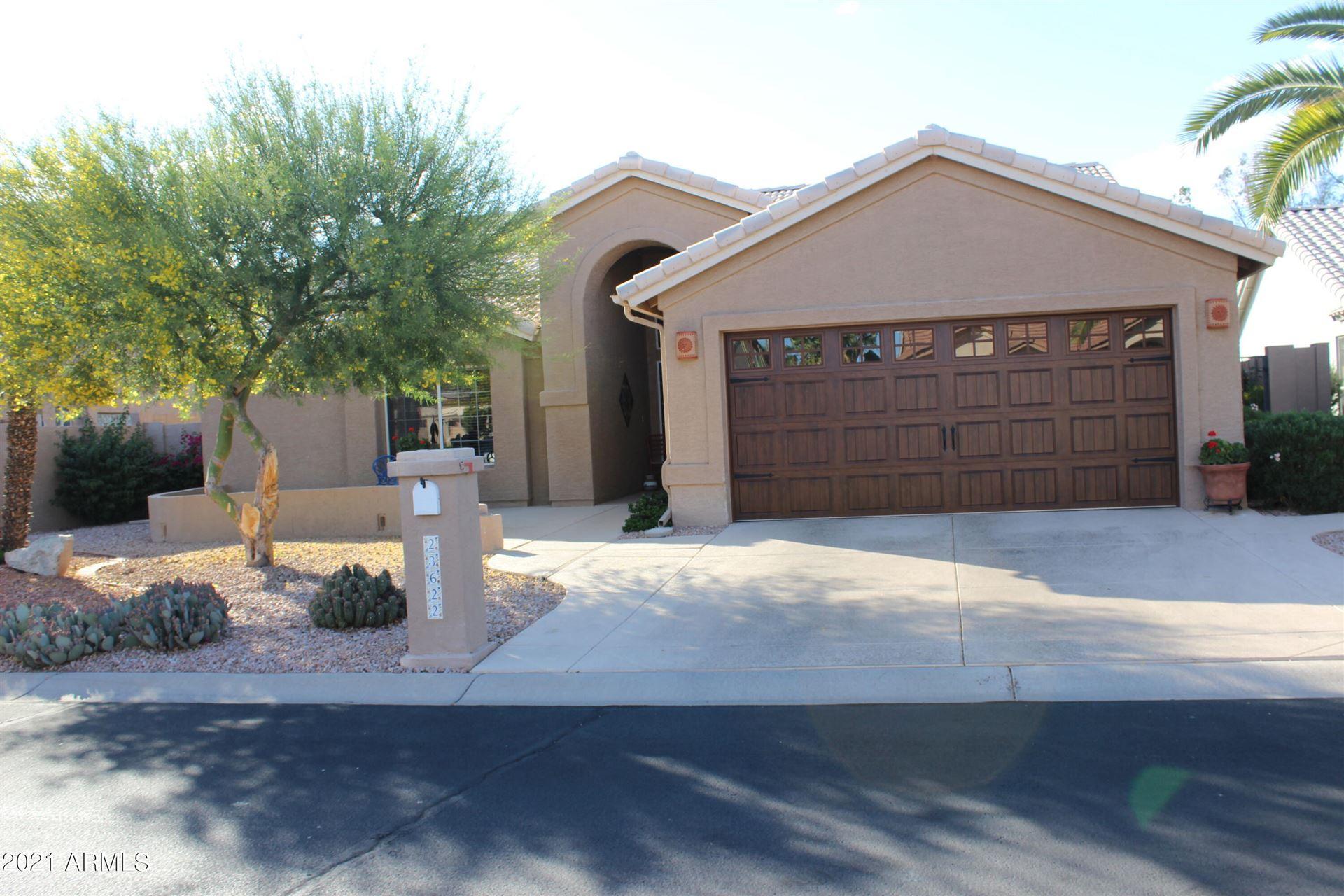 Photo of 23622 S ROSECREST Drive, Sun Lakes, AZ 85248 (MLS # 6227829)