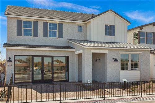 Photo of 1015 S HUDSON Drive, Chandler, AZ 85225 (MLS # 6081830)