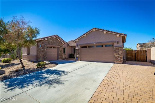 Photo of 5038 S GOLD LEAF Place, Chandler, AZ 85249 (MLS # 6197830)