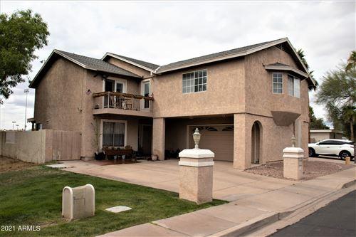 Photo of 1950 S SAGUARO Circle, Mesa, AZ 85202 (MLS # 6218830)