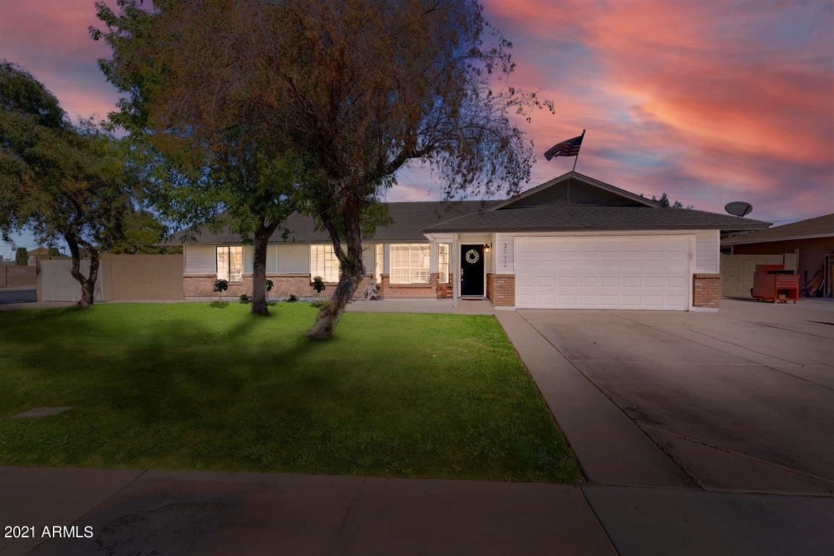 Photo of 3112 E Gable Circle, Mesa, AZ 85204 (MLS # 6203830)