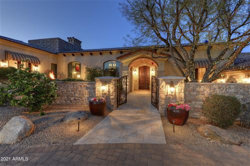Photo of 4530 E QUARTZ MOUNTAIN Road, Paradise Valley, AZ 85253 (MLS # 6219831)