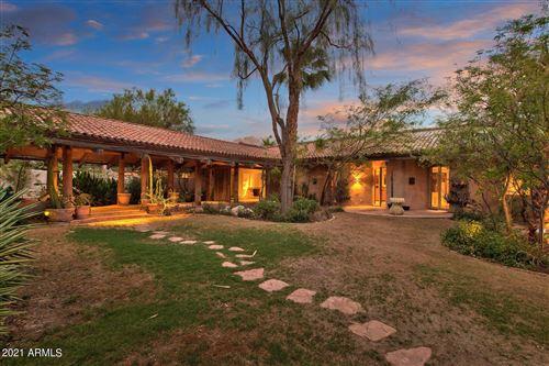 Photo of 3730 E CAMINO SIN NOMBRE --, Paradise Valley, AZ 85253 (MLS # 6251832)