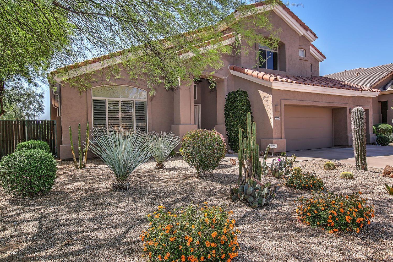 Photo of 7329 E TAILFEATHER Drive, Scottsdale, AZ 85255 (MLS # 6228832)