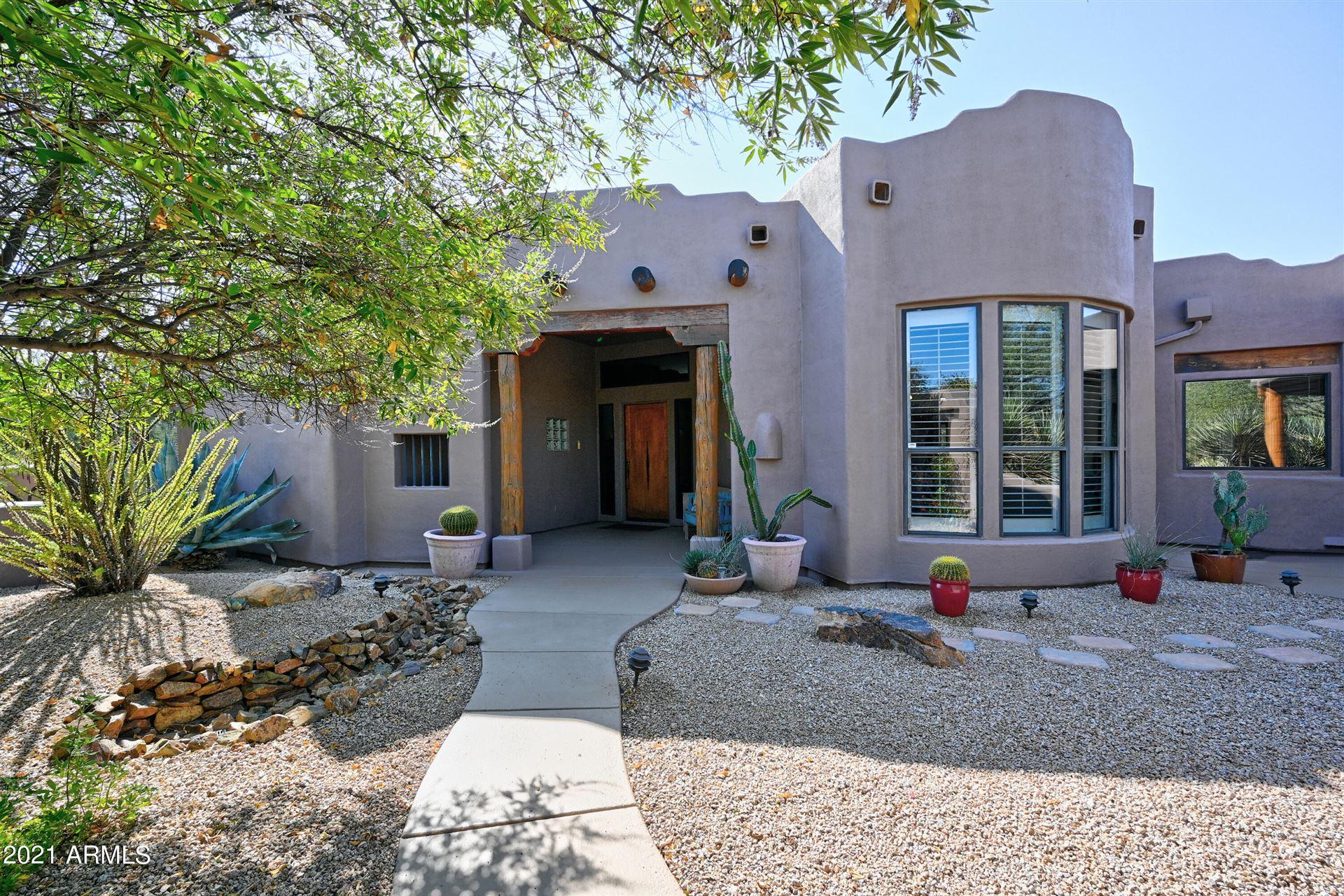 Photo of 5951 E LYSILOMA Place, Carefree, AZ 85377 (MLS # 6305832)