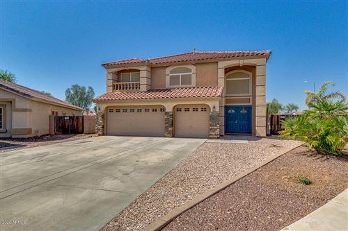 Photo of 14130 N 156TH Lane, Surprise, AZ 85379 (MLS # 6137833)