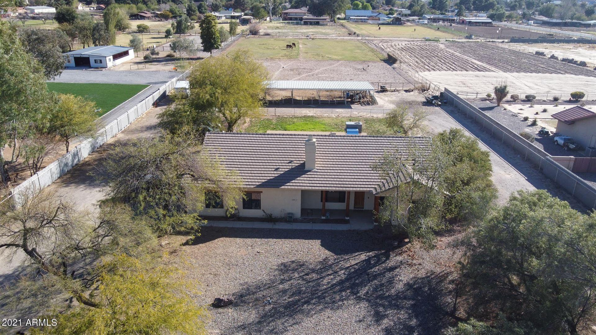 Photo of 18837 E CHANDLER HEIGHTS Road, Queen Creek, AZ 85142 (MLS # 6201833)