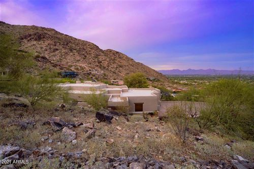 Photo of 5784 E QUARTZ MOUNTAIN Road, Paradise Valley, AZ 85253 (MLS # 6218834)