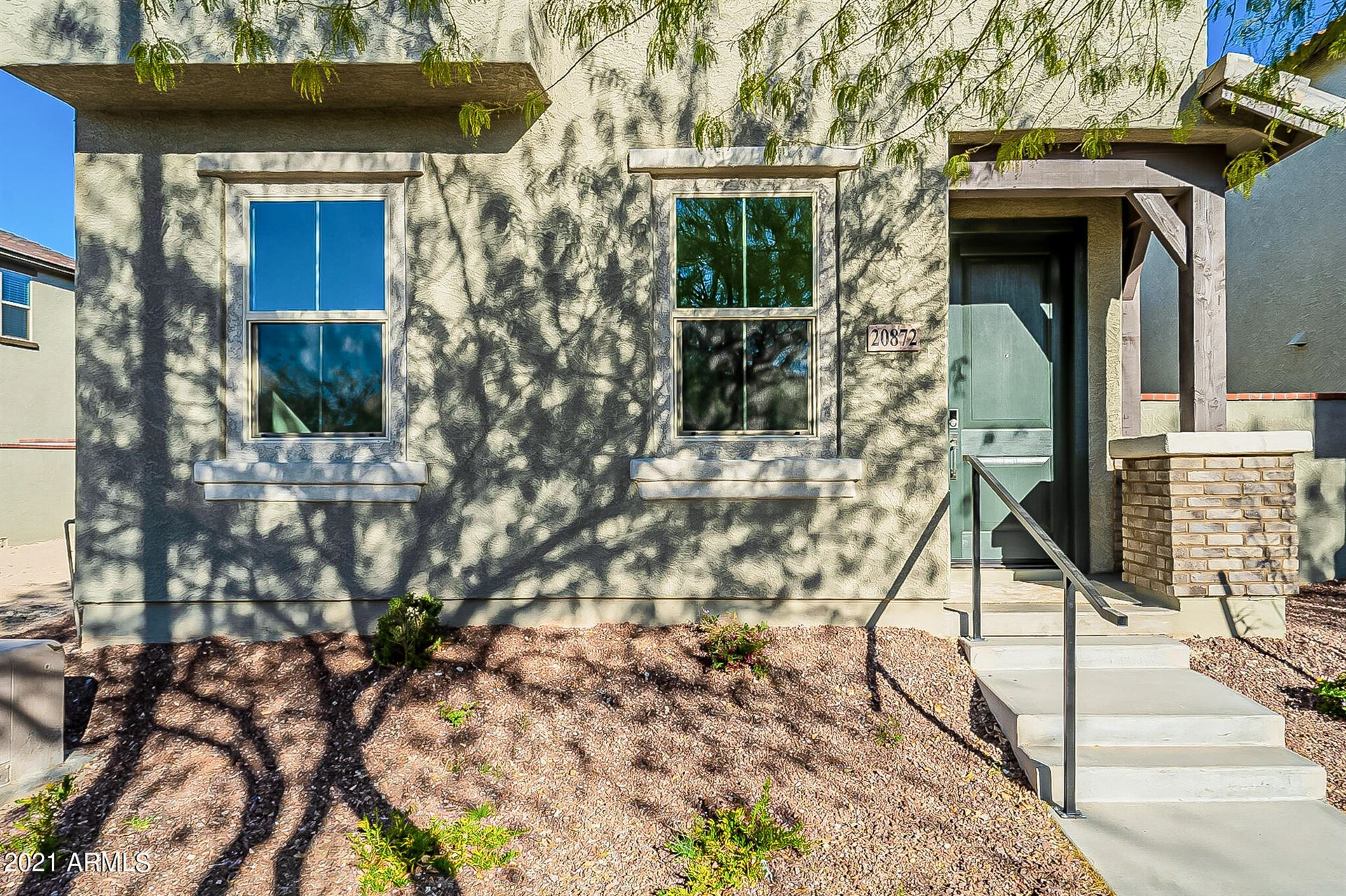 Photo of 20872 W THOMAS Road, Buckeye, AZ 85396 (MLS # 6201834)