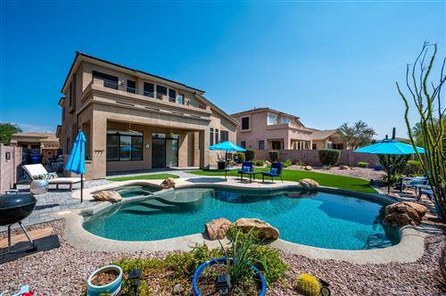 Photo of 5209 E HASHKNIFE Road, Phoenix, AZ 85054 (MLS # 6132835)